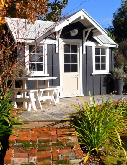Plum Tree Studios - Granny Flats Sleepouts Pool Changing Room Cottage Office Art Studio