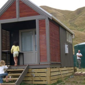 Cherry Plum studio at Te Awaiti - by Plumtree Studios